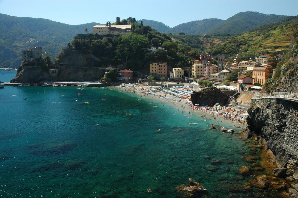 verdemare a Monterosso