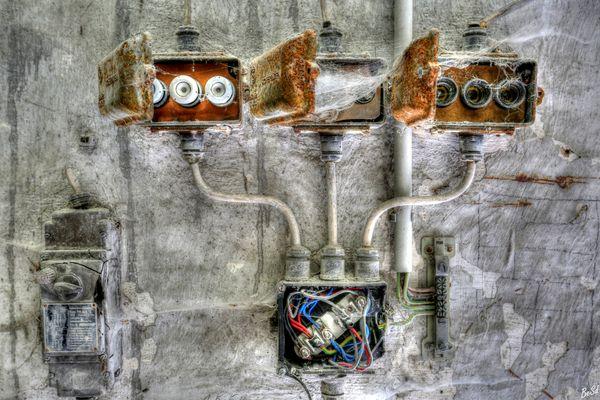 Erfreut Dreidrahtschalter Fotos - Elektrische ...