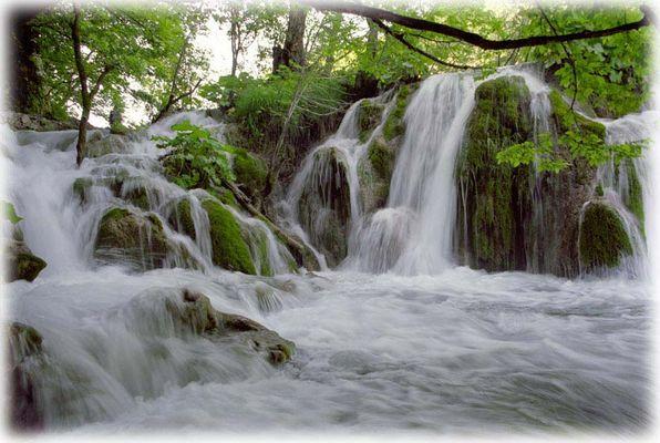"""""""vereister"""" Wasserfall"""