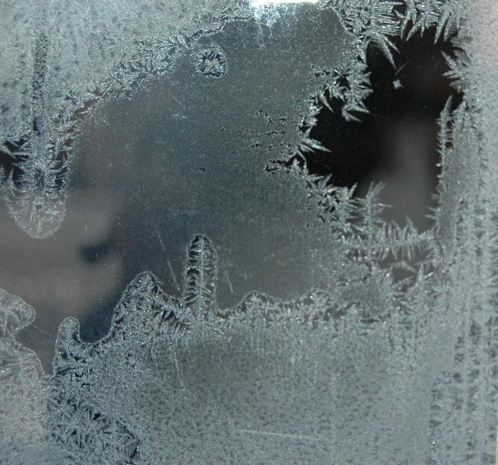 Vereistes Fenster