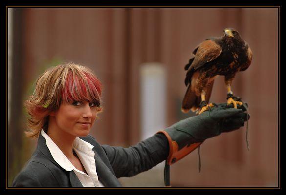 Verena hat nen Vogel