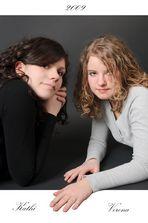 Verena und Kathi