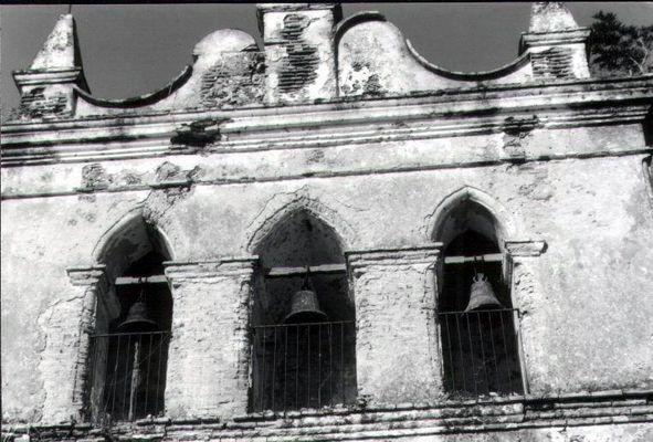 Verfallen Kirche in Trinidad
