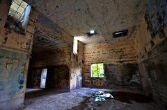 Verfallener Bunker