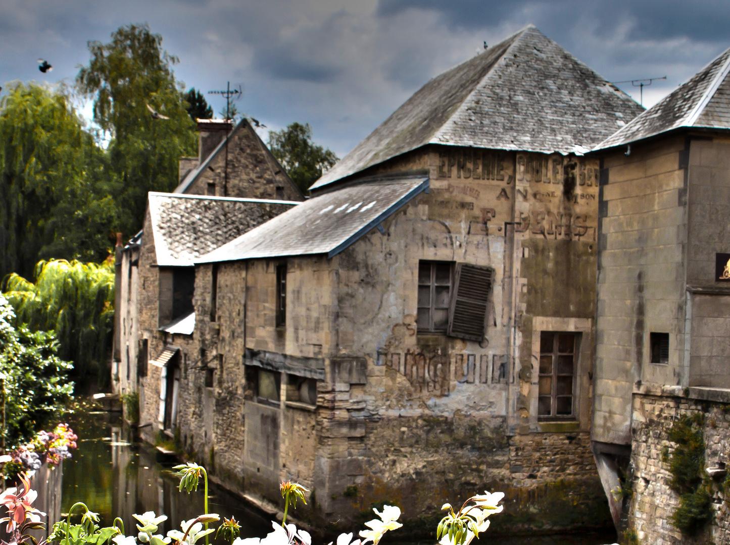 Vergangene Zeiten -Bayeux