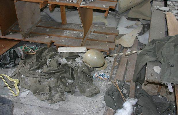 Vergangenheit - Lager der Kampfgruppe (3)