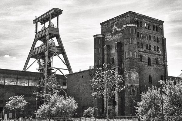 Vergessene Industrie