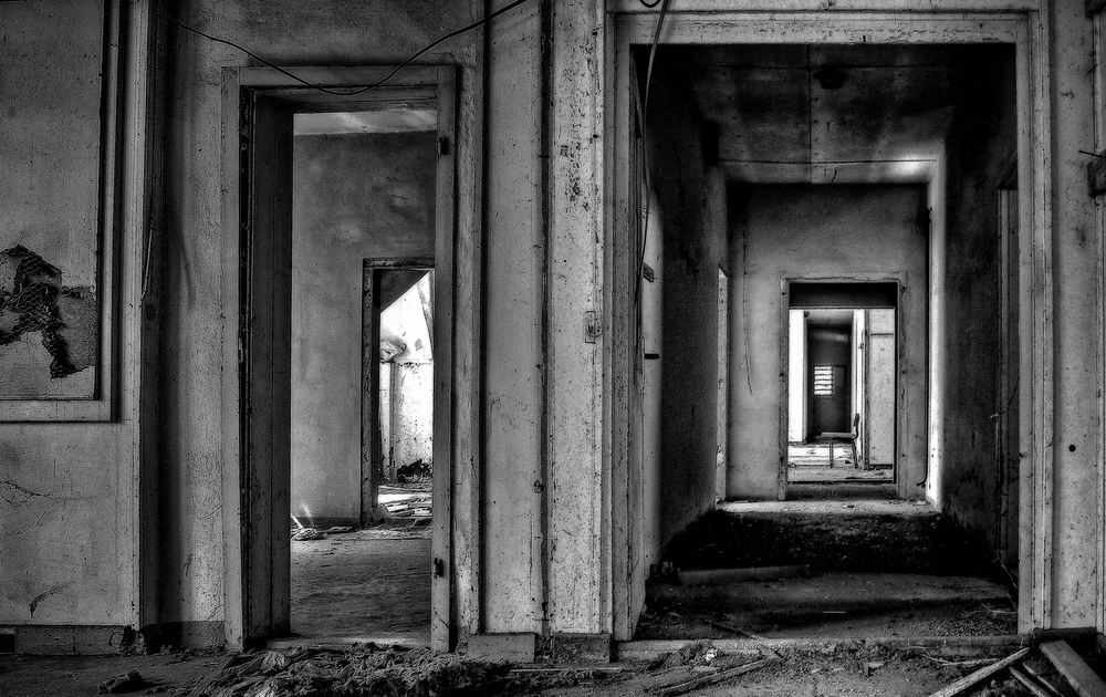 Vergessene Orte 3