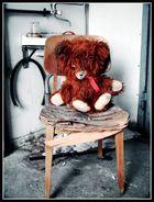vergessener Teddy
