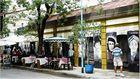 Vergnügungsviertel La Boca................