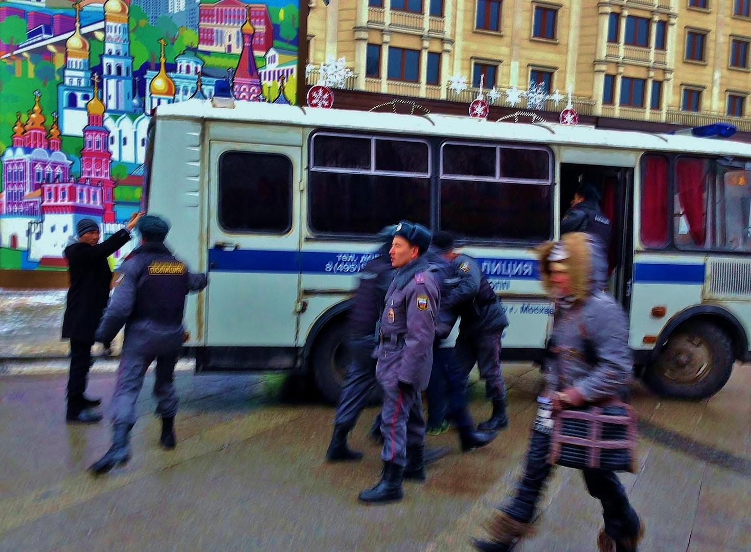 Verhaftung (Kreml)