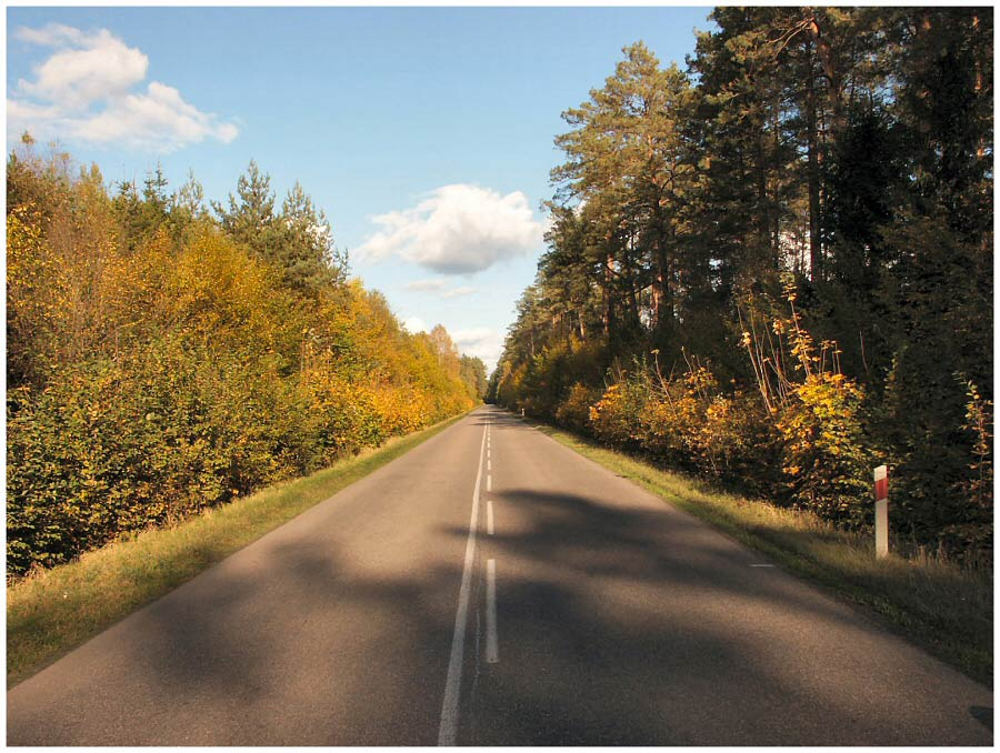 Verkehrsfreie Straßen