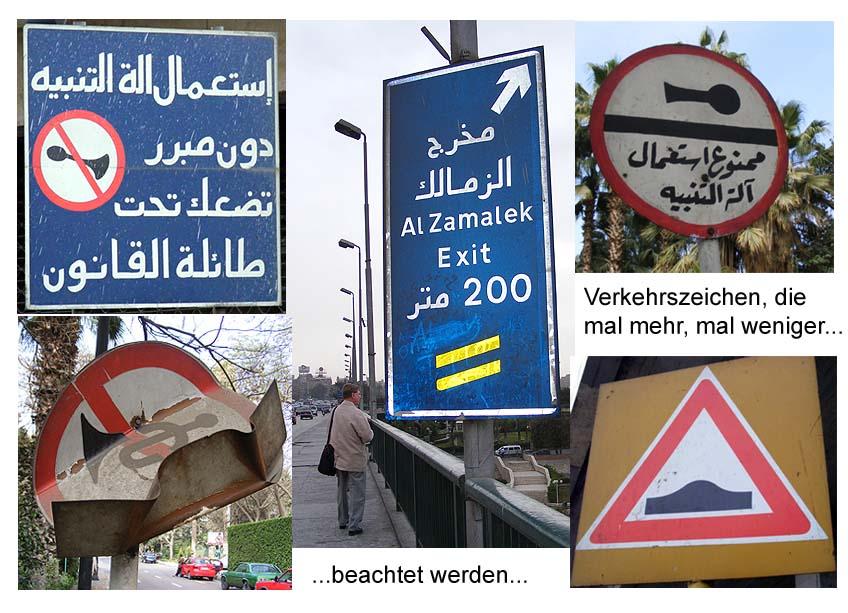 Verkehrszeichen...