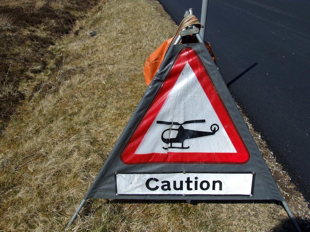 Verkehrszeichen der anderen Art