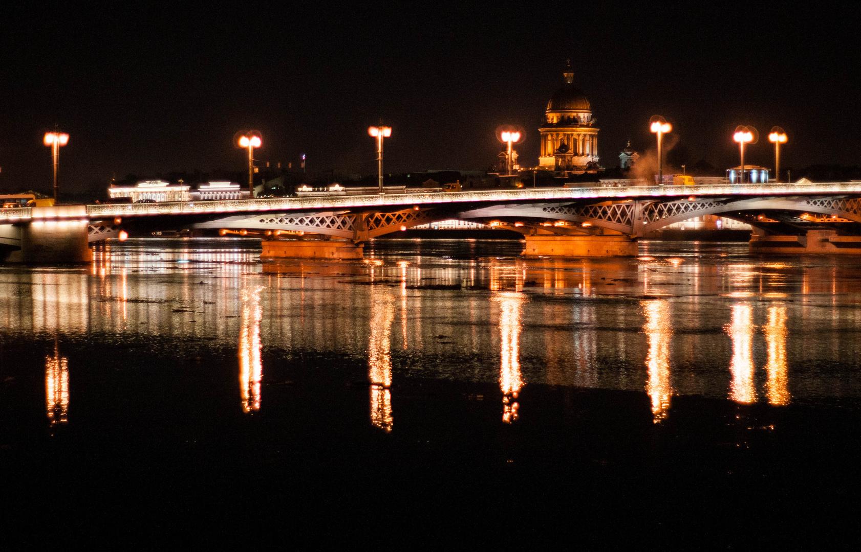 Verkündigung Bridge, St. Petersburg