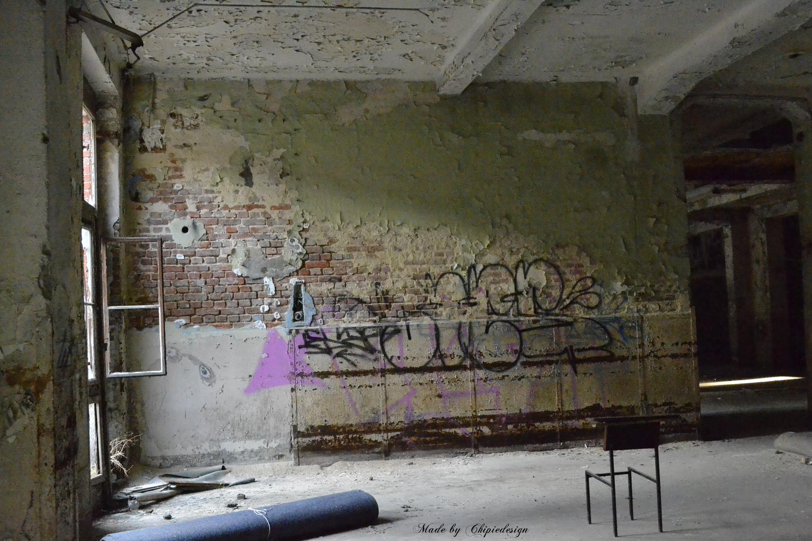 Verlassen Orte Chemnitz