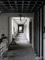 Verlassen Pflegeheim
