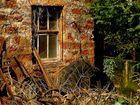 verlassene Hütte