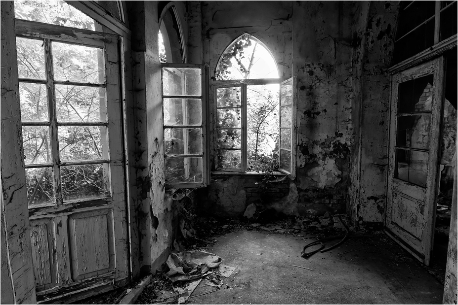 Verlassene Orte #3