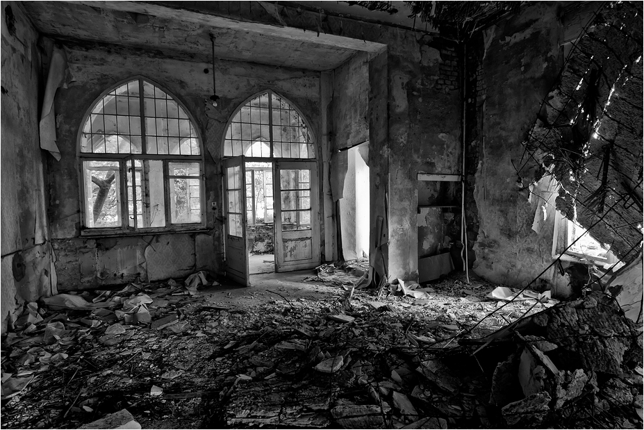 Verlassene Orte #4