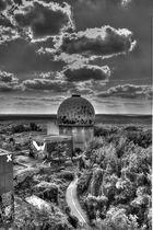 Verlassene Radarstation