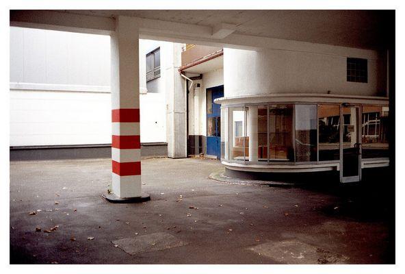 verlassene Tankstelle ?