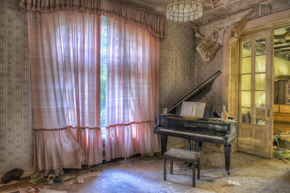 verlassene Villa I