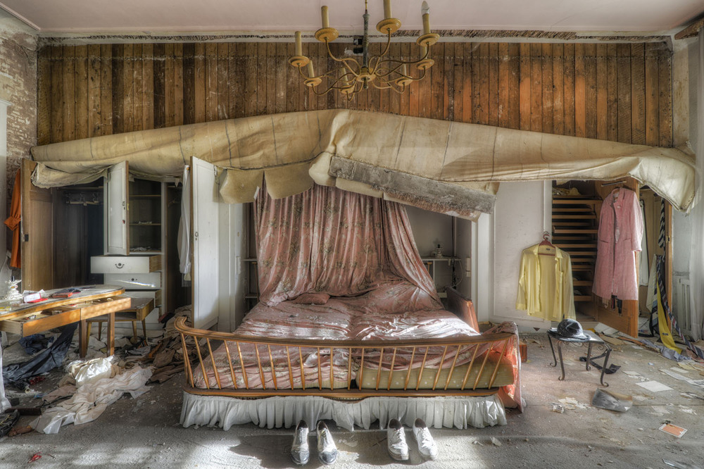 verlassene Villa II