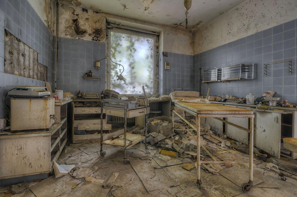 verlassene Villa V