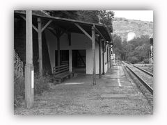 Verlassener Bahnhof 3