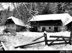 Verlassener Bauernhof