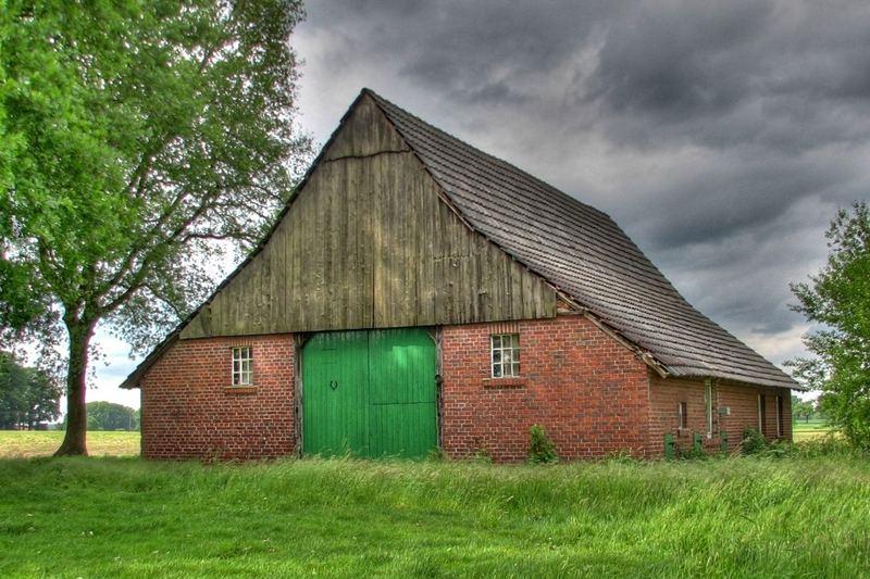 Verlassener Bauernhof in Coesfeld / Goxel