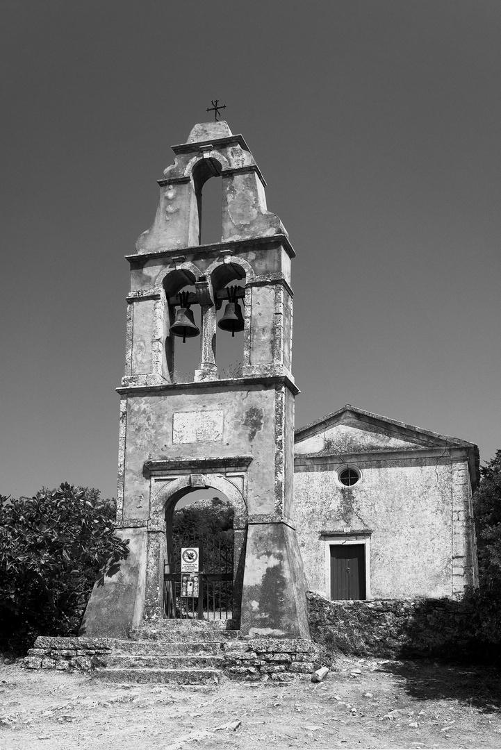 Verlassener Turm
