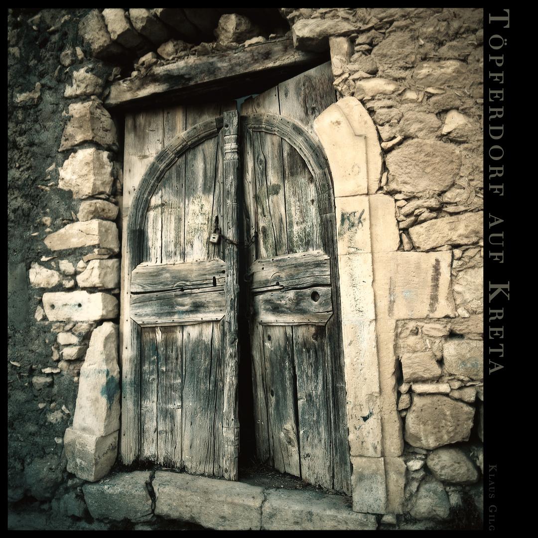 verlassenes Dorf 3 auf Kreta