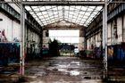 Verlassenes Fabrikgelände...