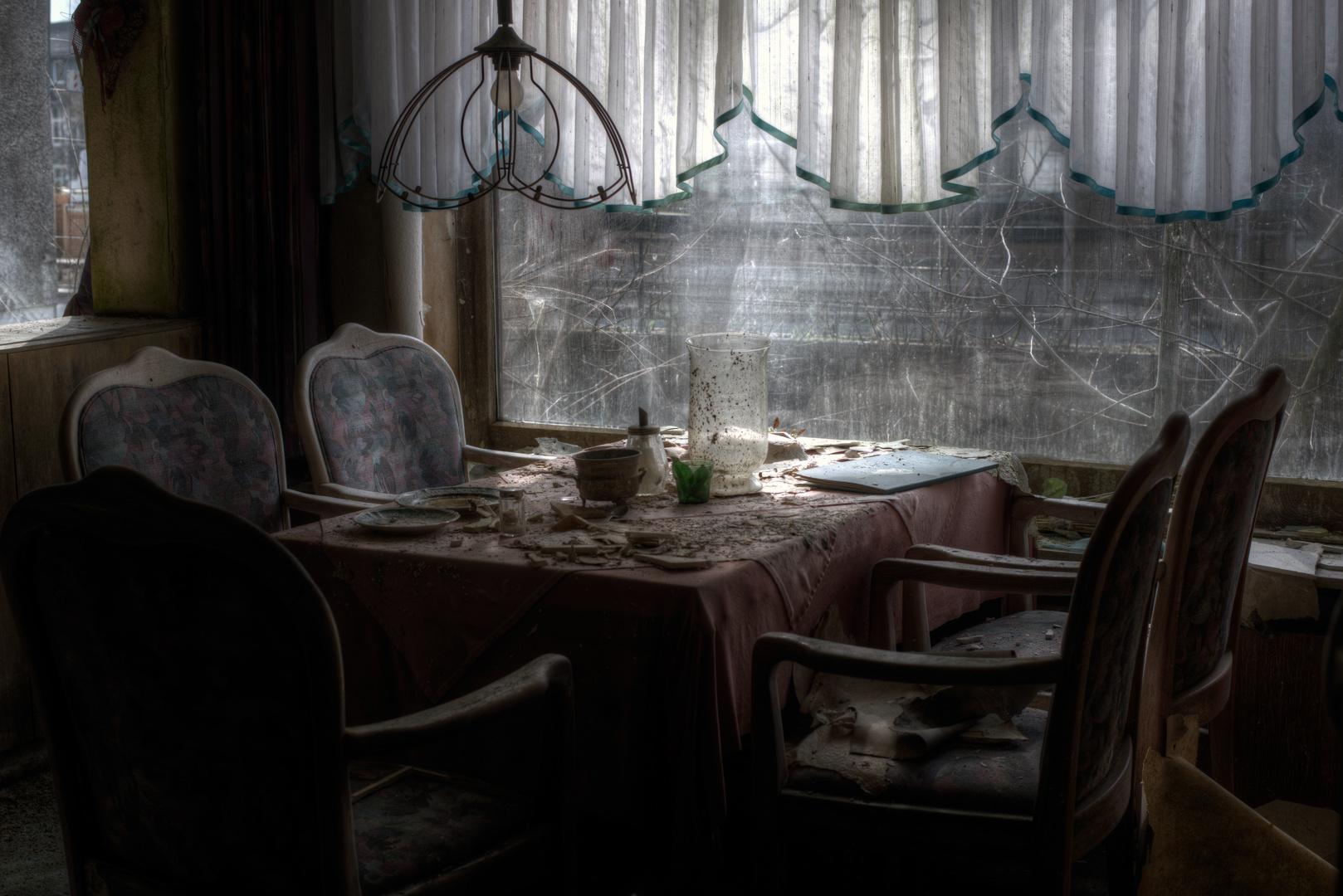 verlassenes Hotel VII...