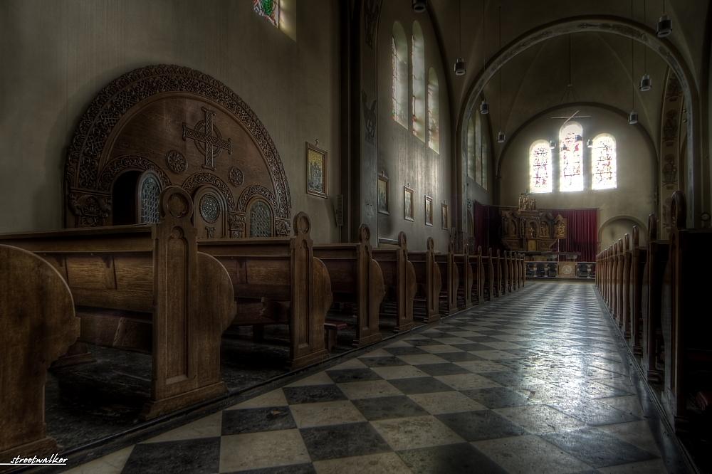verlassenes Kloster III