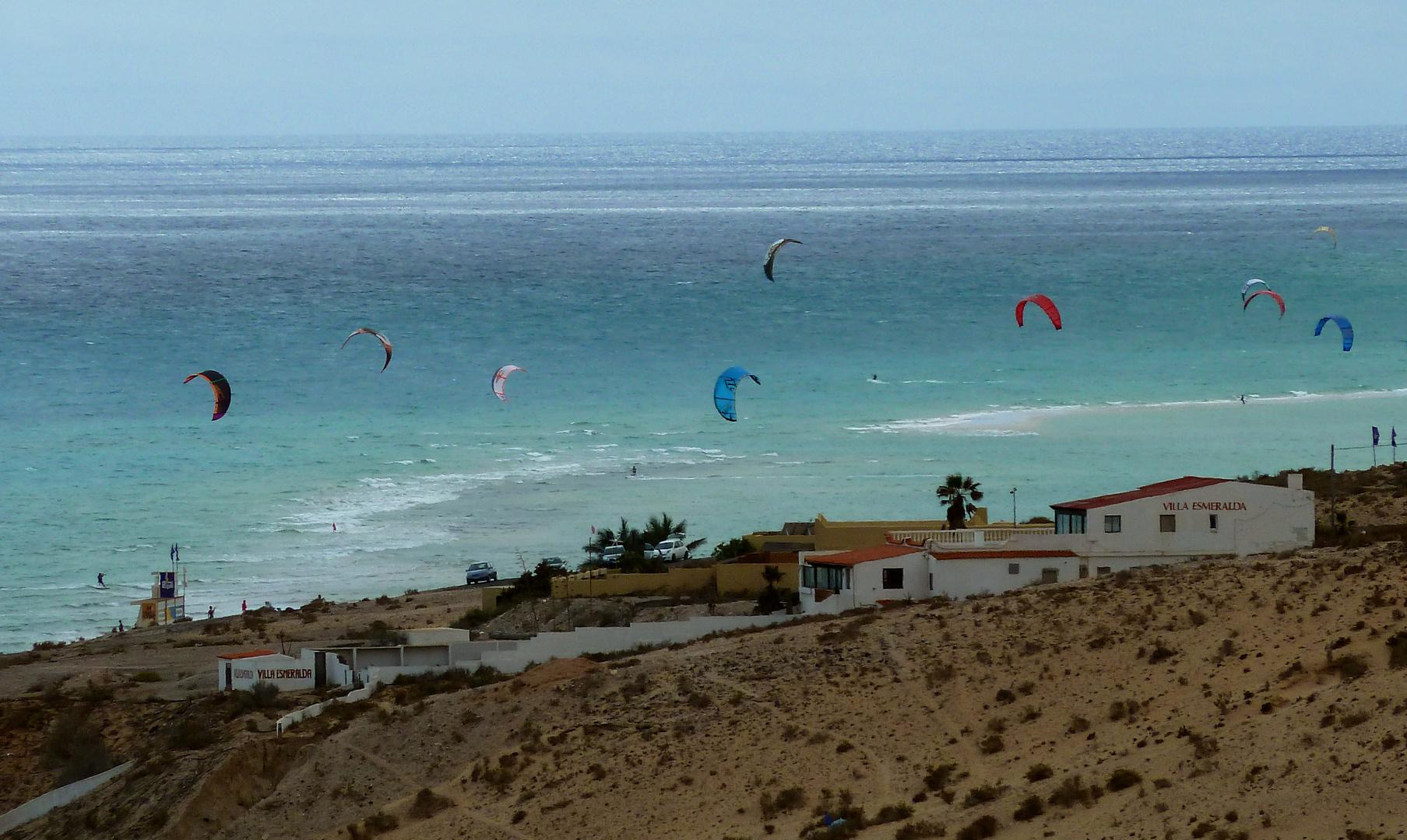 Verlassenes Strandhotel mit Traumblick auf Fuerteventura - Villa Esmeralda (5)