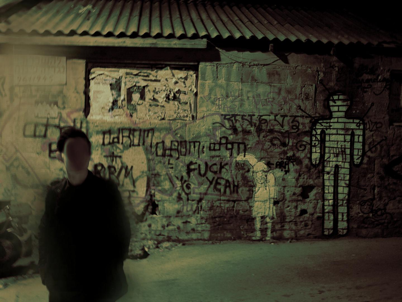 Verlassenes Viertel