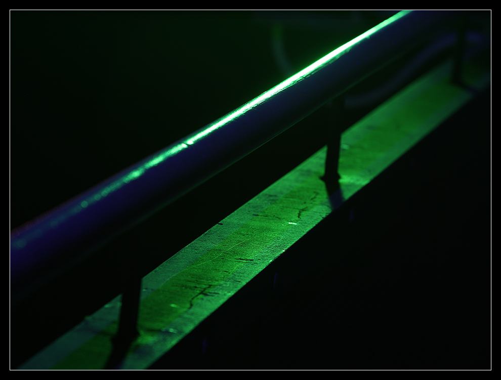 Verlauf in Grün
