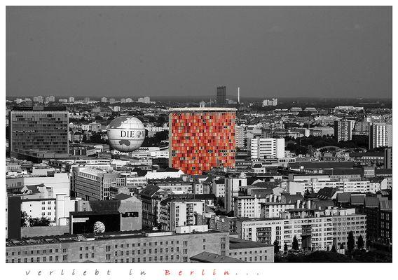 verliebt in Berlin...