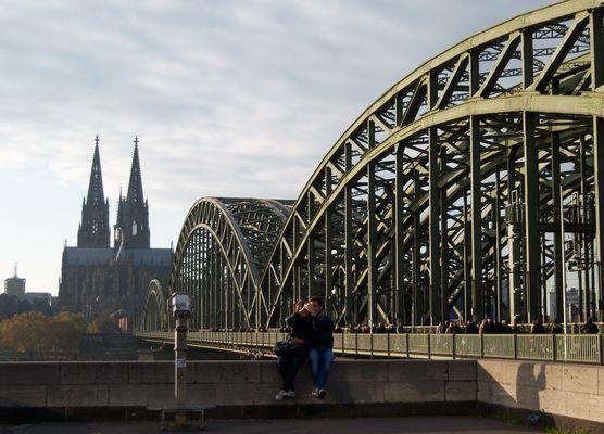 verliebt in Köln