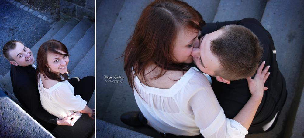 verliebt, verlobt, .... Reinhold & Esther 3