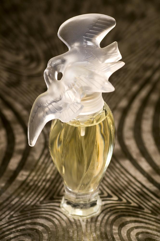 verliebte Tauben mit zauberhaftem Duft