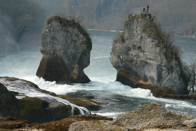 Verloren am Rheinfall - Teil 2
