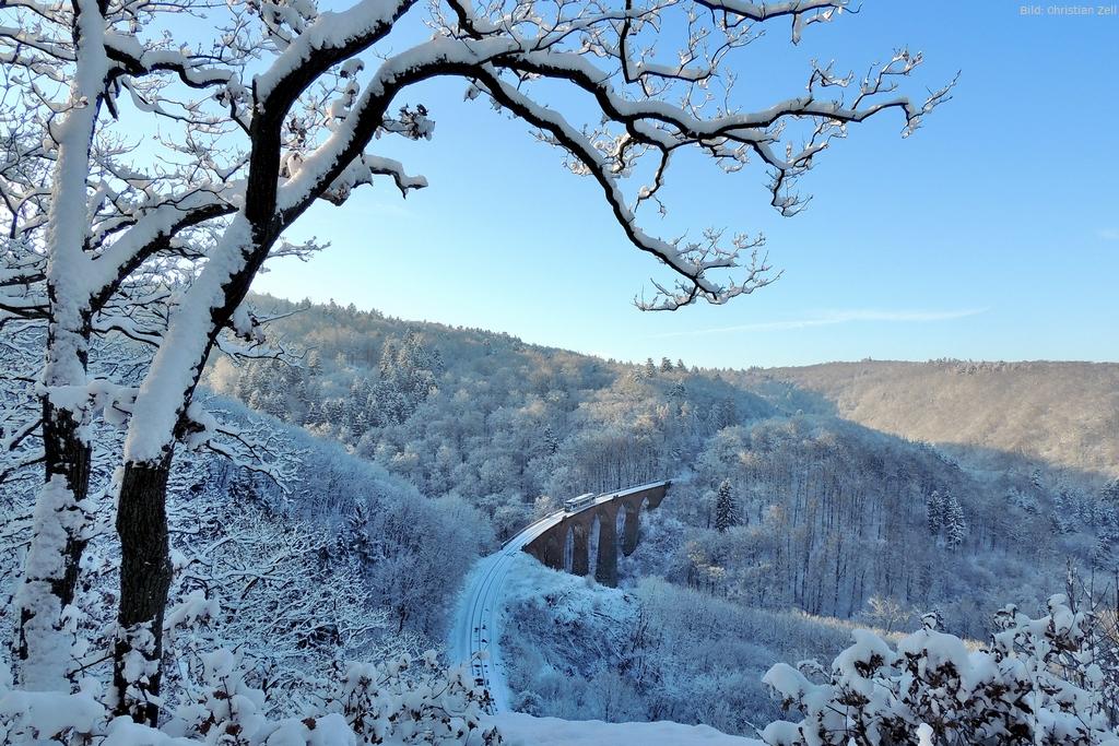 Verloren im Winterwunderland