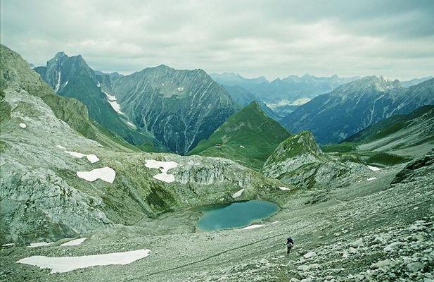 Verloren in den Alpen (reload)