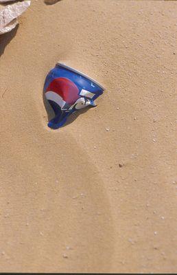 Verloren in Sakkara Sand