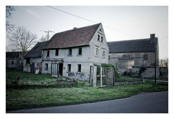 Verlorene Orte: Heuersdorf #1