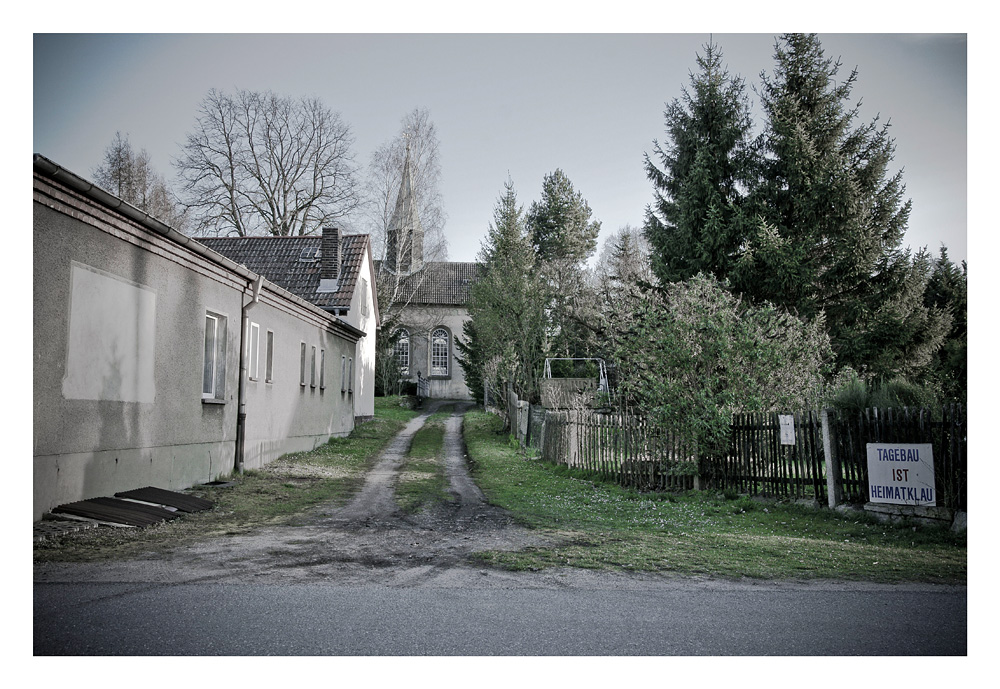 Verlorene Orte: Heuersdorf #3